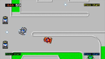 Hot Rod - Screenshot - Gameplay