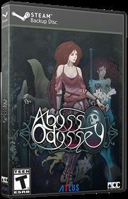 Abyss Odyssey - Box - 3D