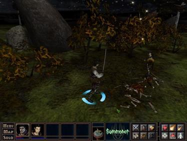 Summoner - Screenshot - Gameplay