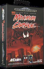 Spider-Man • Venom: Maximum Carnage - Box - 3D
