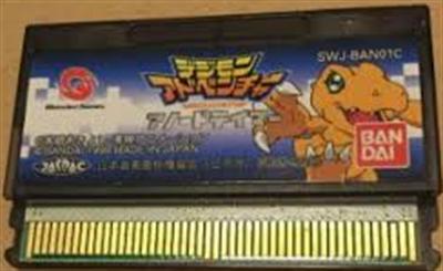 Digimon: Anode Tamer & Cathode Tamer: Veedramon Version - Cart - Front
