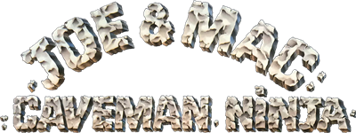 Joe & Mac - Clear Logo