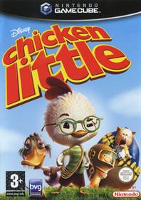 Chicken Little - Box - Front