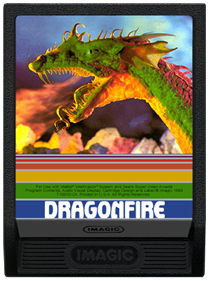 Dragonfire - Cart - Front