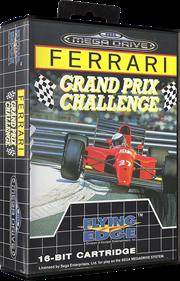 Ferrari Grand Prix Challenge - Box - 3D