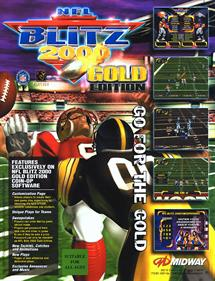 NFL Blitz 2000 Gold Edition