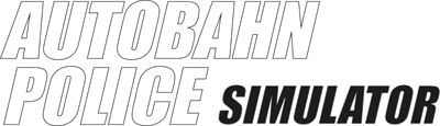 Autobahn Police Simulator - Clear Logo