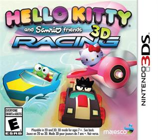 Hello Kitty and Sanrio Friends: 3D Racing