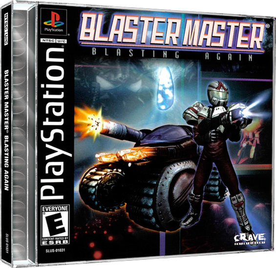 Blaster Master: Blasting Again Details - LaunchBox Games ...