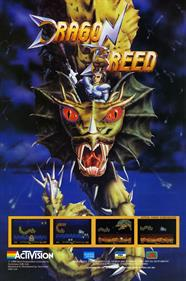 Dragon Breed - Advertisement Flyer - Front