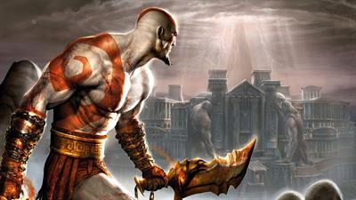 God of War Collection - Fanart - Background