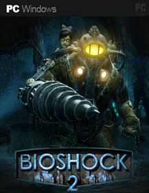 BioShock 2 - Fanart - Box - Front