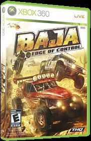 Baja: Edge of Control - Box - 3D