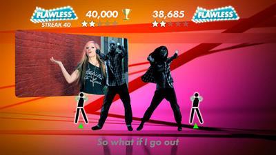 Everybody Dance 2 - Screenshot - Gameplay