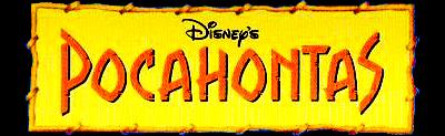 Pocahontas - Clear Logo