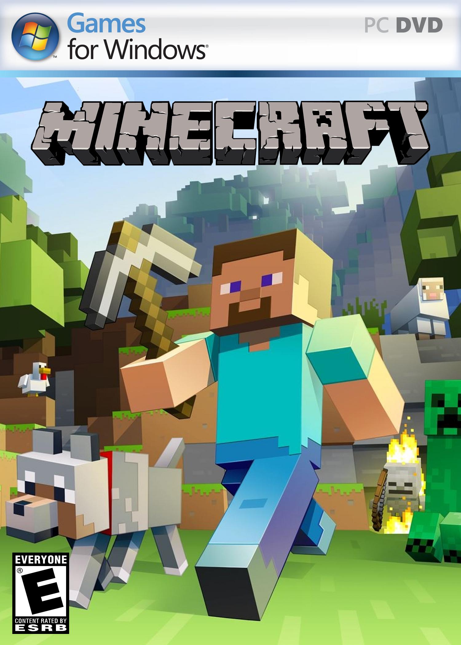 Minecraft Details - LaunchBox Games Database
