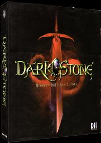 Darkstone - Box - 3D