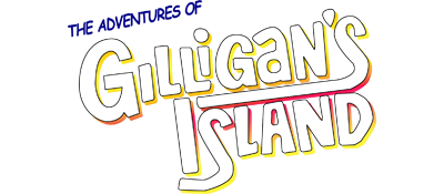 The Adventures of Gilligan's Island - Clear Logo