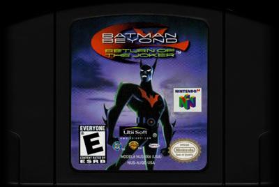 Batman Beyond: Return of the Joker - Cart - Front