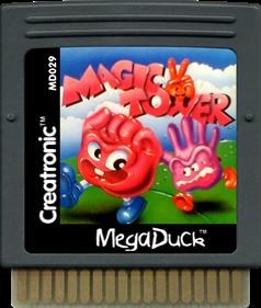 Magic Tower - Cart - Front