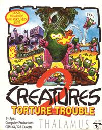 Creatures 2: Torture Trouble - Box - Front