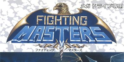 Fighting Masters - Banner