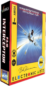 F/A-18 Interceptor - Box - 3D