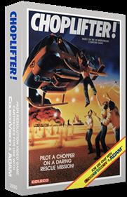 Choplifter! - Box - 3D