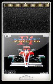 F1 Triple Battle - Fanart - Cart - Front