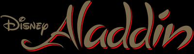 Aladdin - Clear Logo