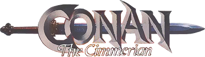 Conan: The Cimmerian - Clear Logo