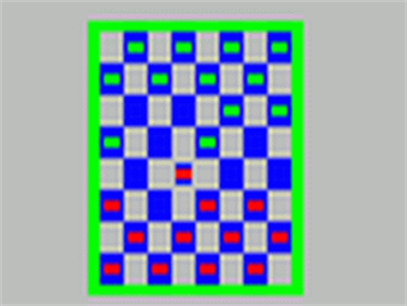 Videocart-19: Checkers - Screenshot - Gameplay