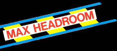 Max Headroom - Clear Logo