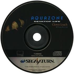 Aquazone: Desktop Life Option Disc Series 4: Clown Loach - Disc