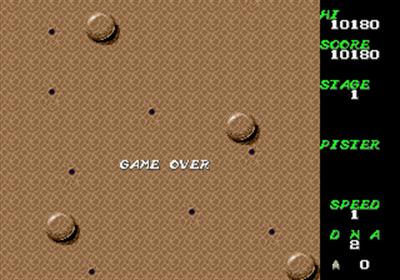 Darwin 4081 - Screenshot - Game Over