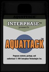 Aquattack - Cart - Front