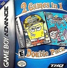 2 Games in 1: SpongeBob SquarePants: Battle for Bikini Bottom + The Fairly OddParents!: Breakin' da Rules