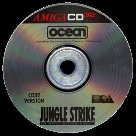 Jungle Strike - Disc