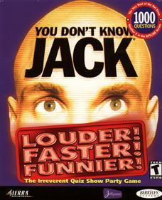 You Don't Know Jack Louder! Faster! Funnier!