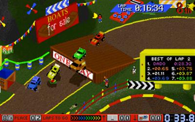 Race Mania - Screenshot - Gameplay