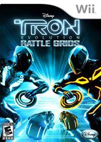 Tron: Evolution: Battle Grids