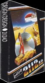2112 AD - Box - 3D