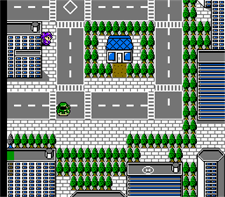 America Oudan Ultra Quiz: Shijou Saidai no Tatakai - Screenshot - Gameplay