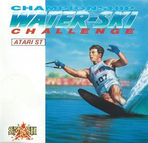 Championship Water-Skiing