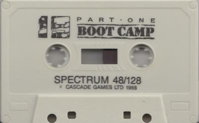 19 Part One: Boot Camp - Cart - Front
