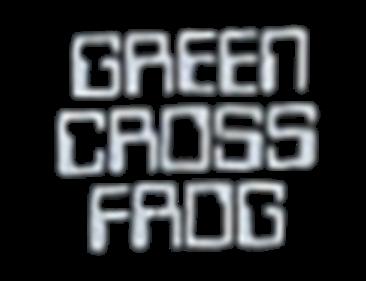 Green Cross Frog - Clear Logo