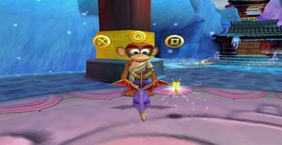 Spyro: Enter the Dragonfly - Screenshot - Gameplay