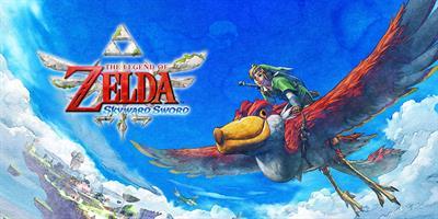 The Legend of Zelda: Skyward Sword - Banner