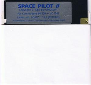 Space Pilot 2 - Disc