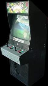 JoJo's Bizarre Adventure: Heritage for the Future - Arcade - Cabinet